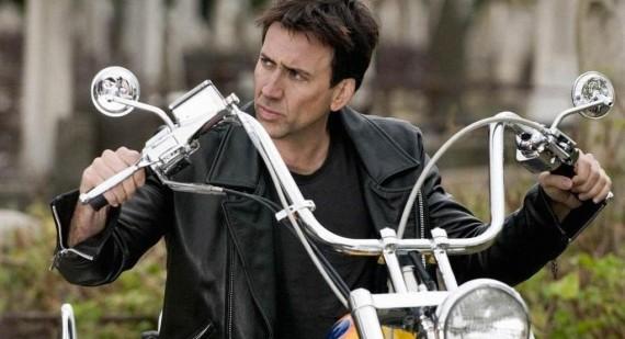 Nicolas Cage in Berceni cu Marilena