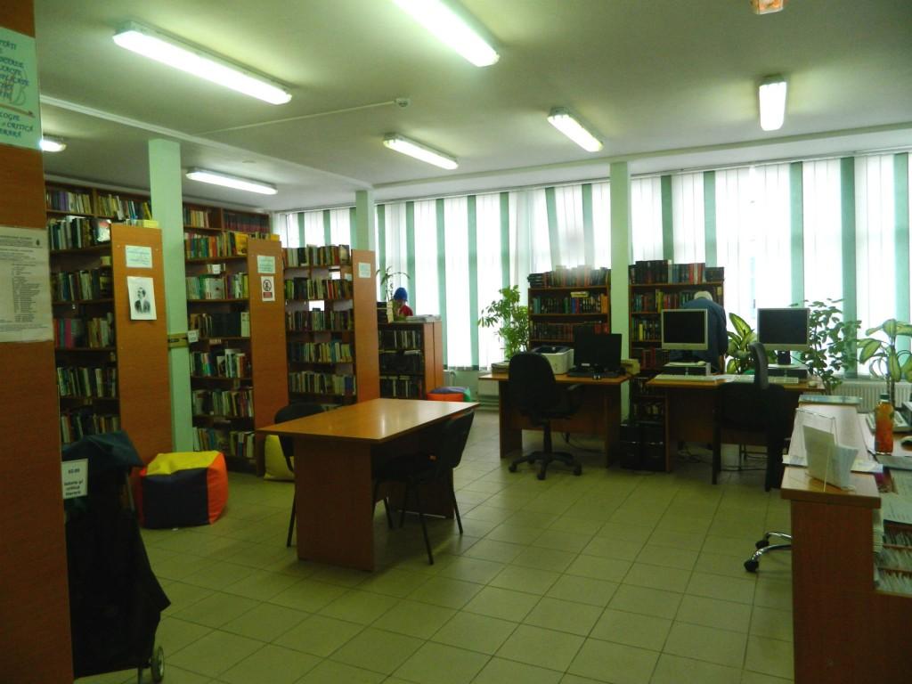 biblioteca Alexandru Macedonski Berceni