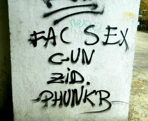 mesaje pe perete Berceni