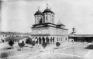 mănăstirea Văcărești închisoare