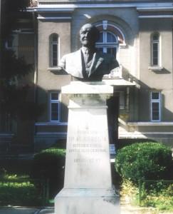 balamucul din Berceni bust Obregia