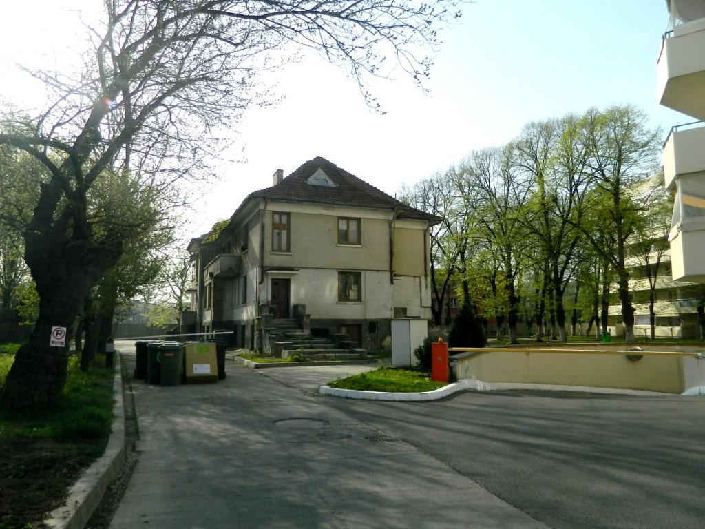 Casa memoriala Traian Vuia Berceni