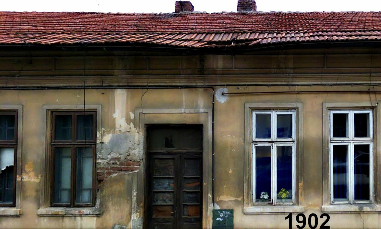 case vechi Berceni 1902