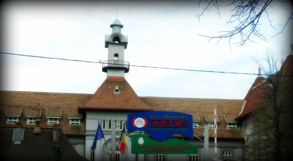 Spitalul de Psihiatrie Obregia