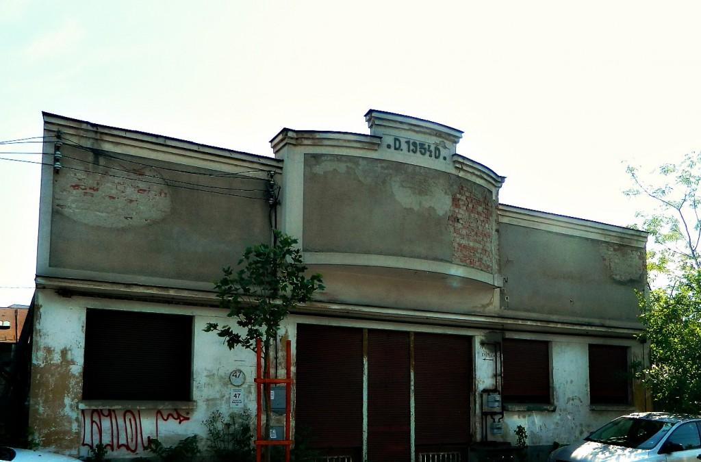 case vechi Berceni- pictor Ștefan Dimitrescu
