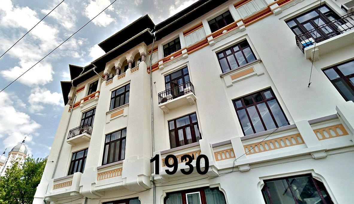 case vechi Berceni 1930
