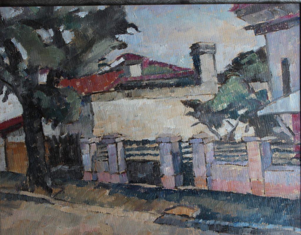 interviu Daniel Turliu pictură