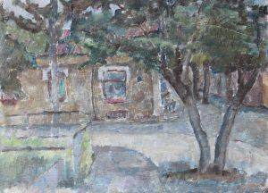 interviu Daniel Turliu pictură strada Stoian Militaru