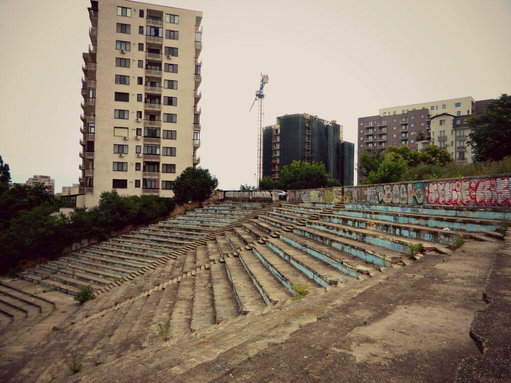 amfiteatrul din Berceni