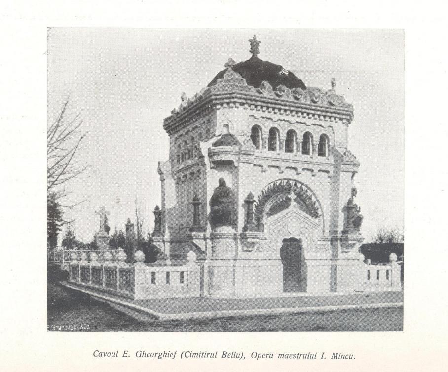 "Sursa: Revista ""Arhitectura"" 1916"