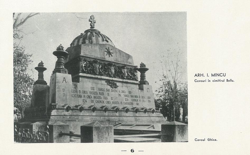 "Sursa: Revista ""Arhitectura"", 1939"