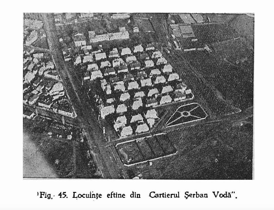 planul de sistematizare 1919