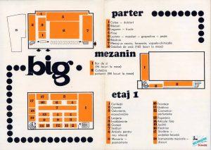 pliant magazinul Big Berceni