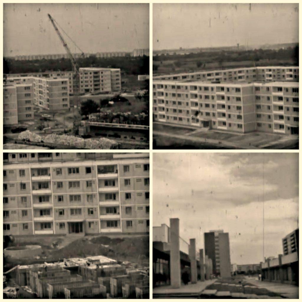 cartierul Berceni locuințe noi