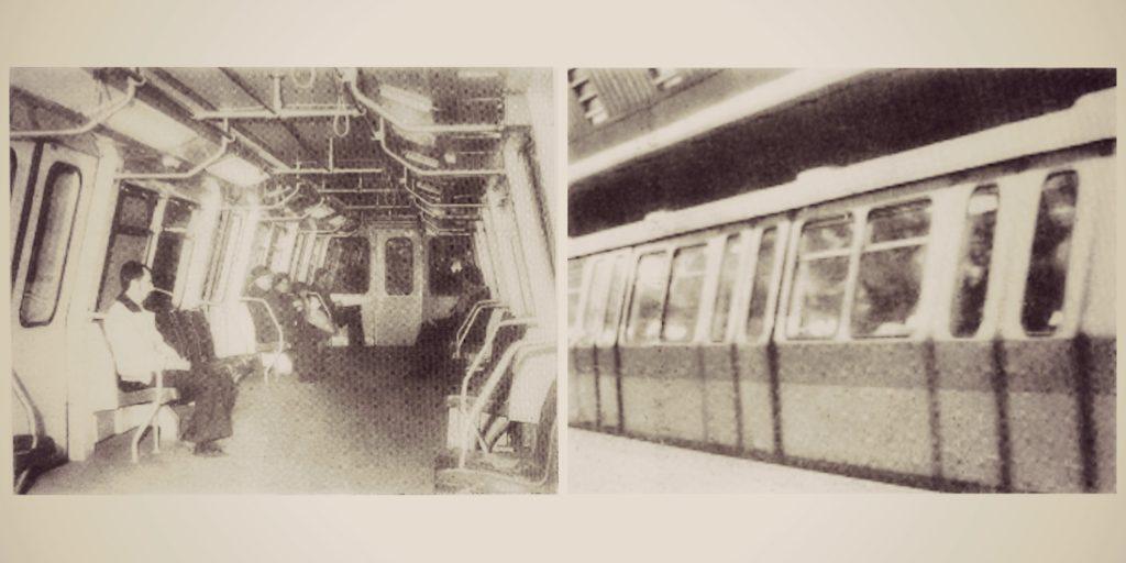 colaj metrou vechi
