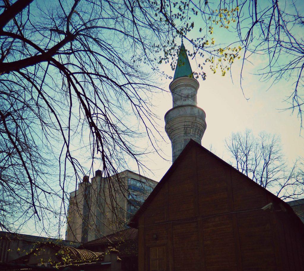 moscheea de la Pieptănari