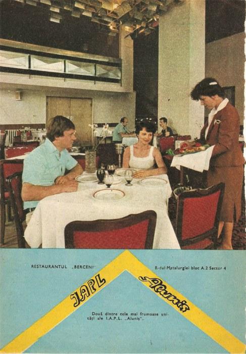 restaurantul Berceni