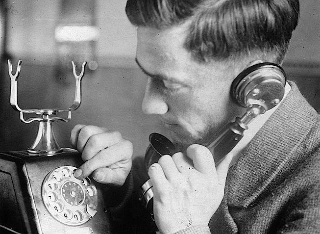 primele telefoane din Berceni