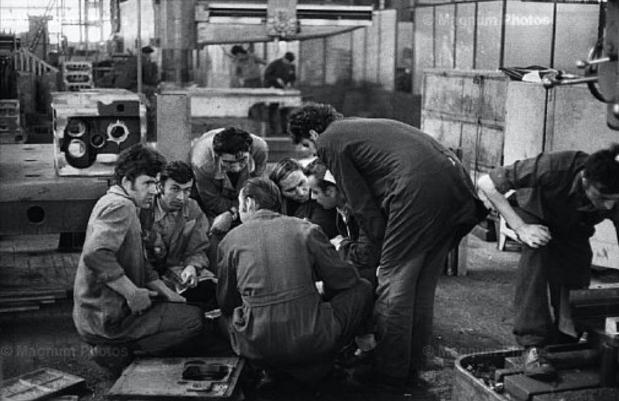 Henri Cartier-Bresson la IMGB