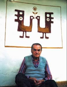 arhitectul cartierului Berceni Gheorghe Leahu