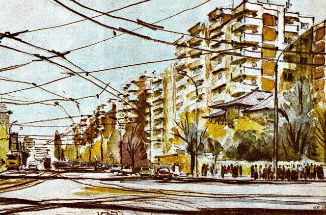 Soseaua Oltenitei arhitectul cartierului Berceni