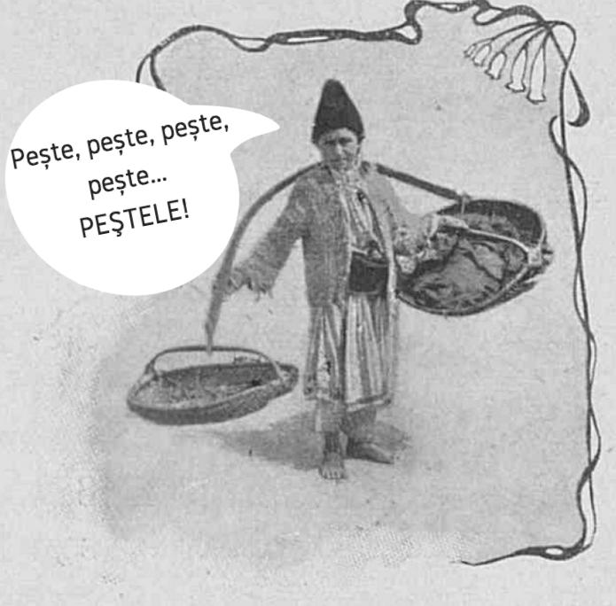 negustor de peste
