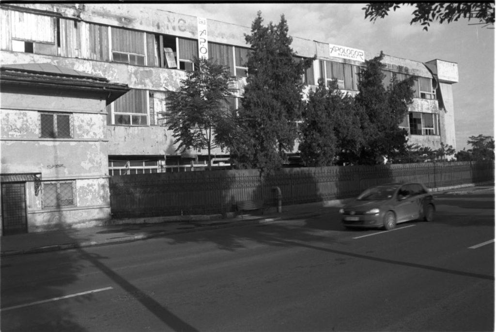 Timpuri Noi, vedere dinspre splai-cheiul Dambovitei, primavara lui 2011 Sursa: Zemun Ştefan-Daniel