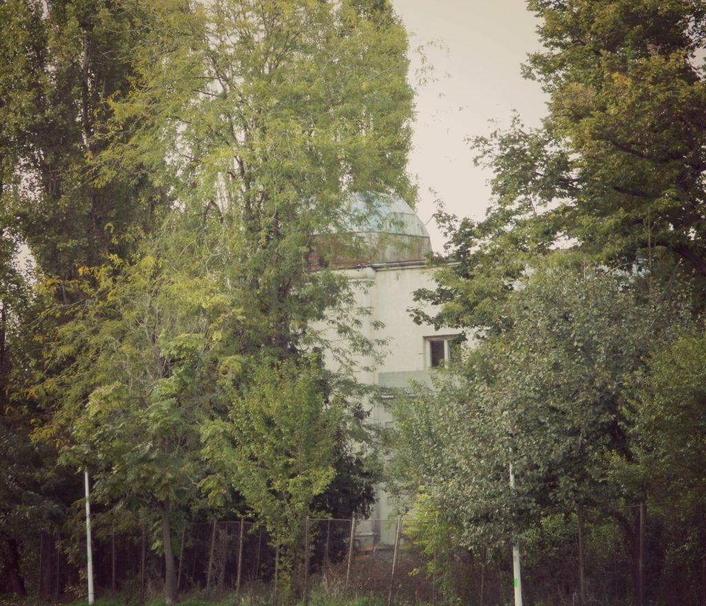 observatorul astronomic militar