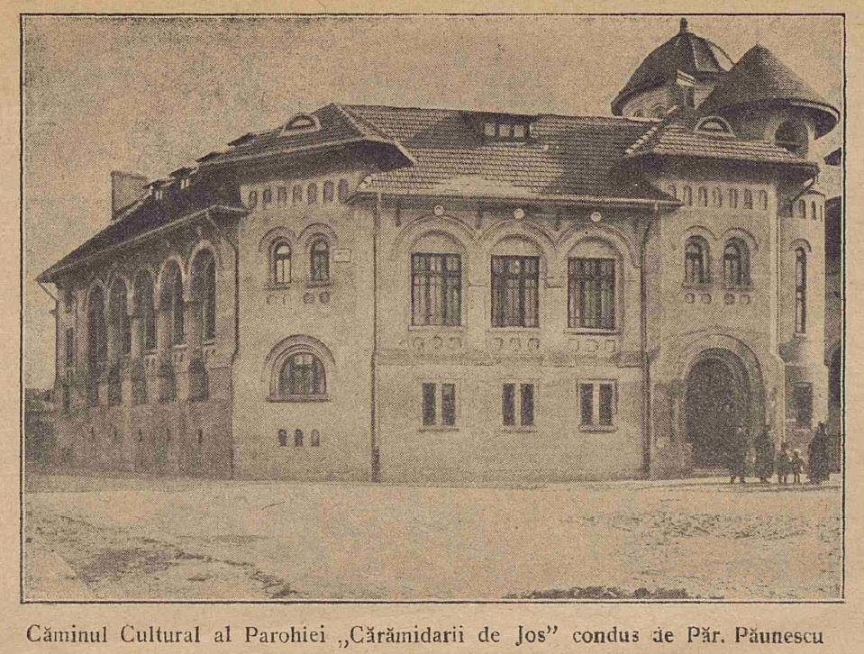 """Sursa: """"Miscarea culturala a capitalei pe anii 1926, 1927"""""""
