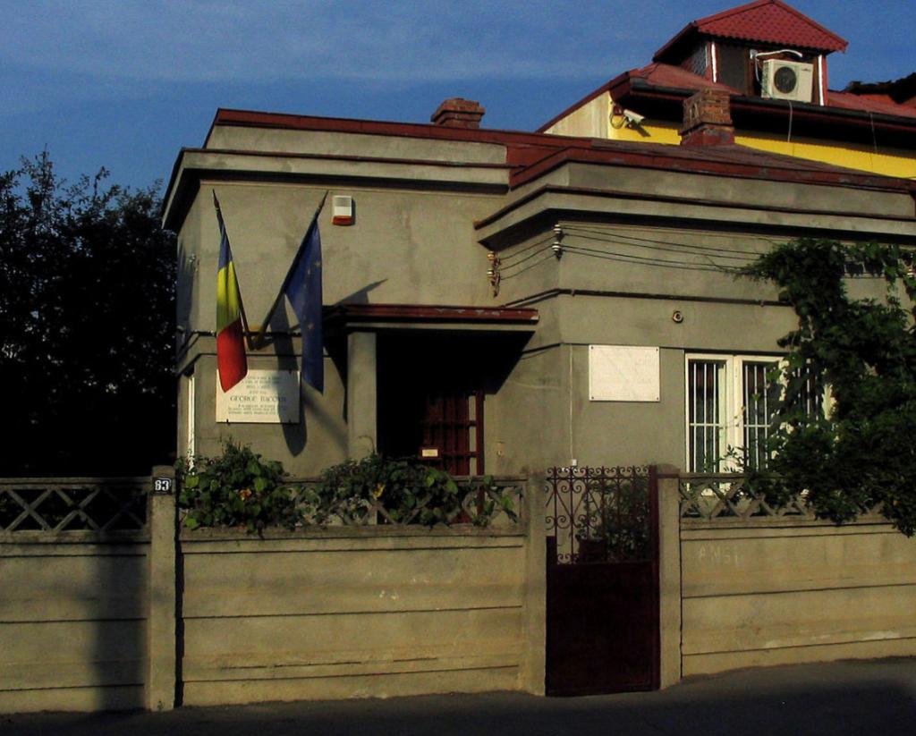 Muzeul Memorial George Bacovia