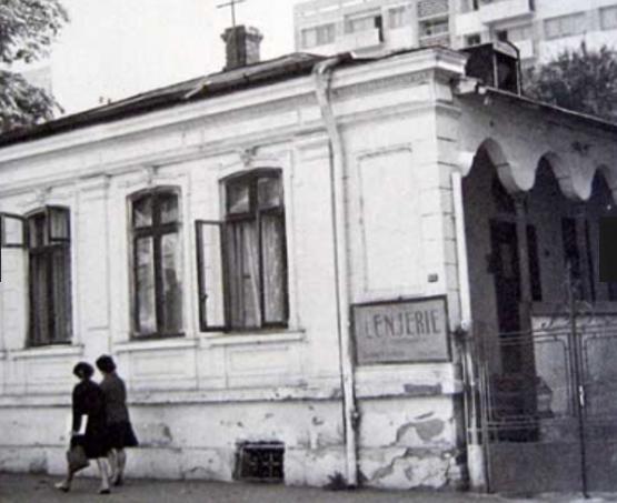 Casa targovet pe Calea Serban Voda nr. 33 din 1790-1800. Sursa: www.jurnalul.ro