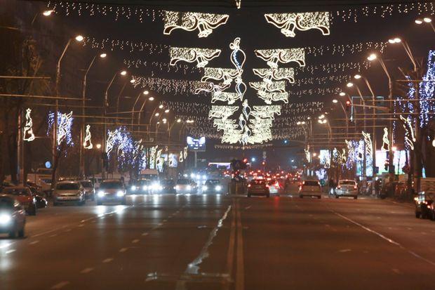 luminițe festive