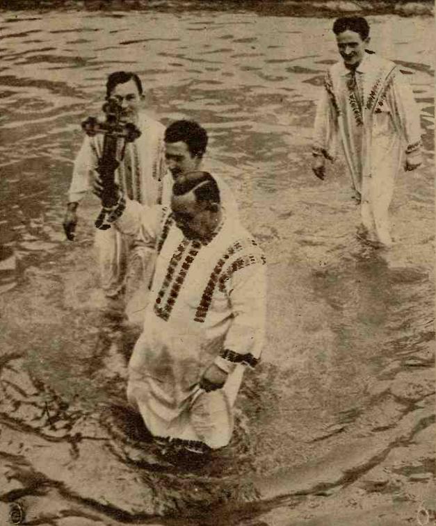 Pescuitorii de cruci