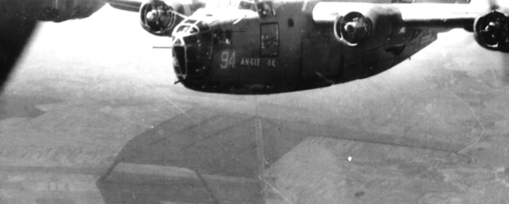bombardament asupra Bucureștiului