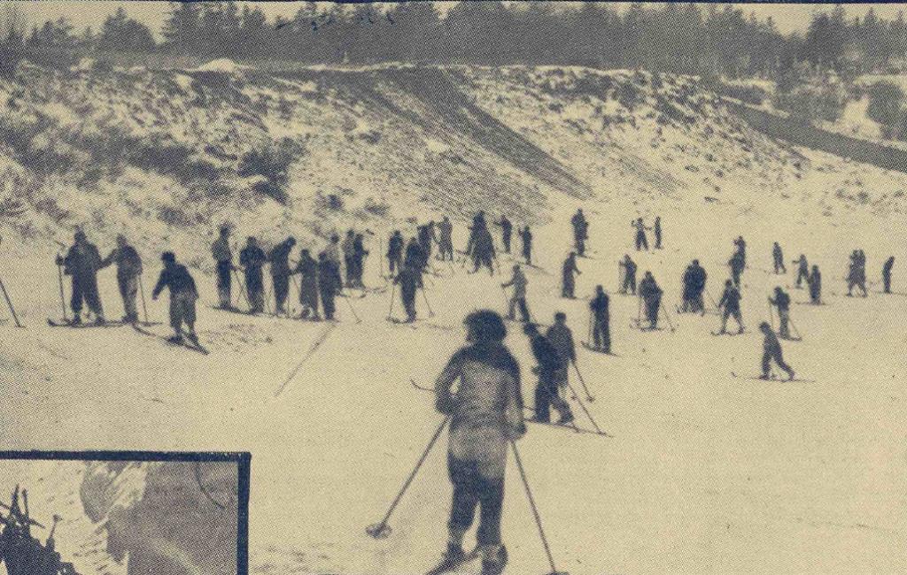 Berceni stațiune de schi