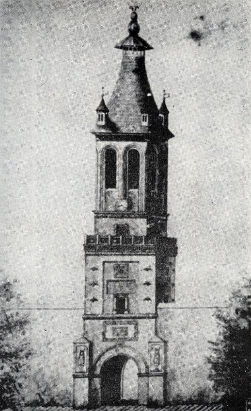 Turnul Colței