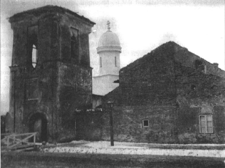 Biserica Târca-Vitan, cca. 1900