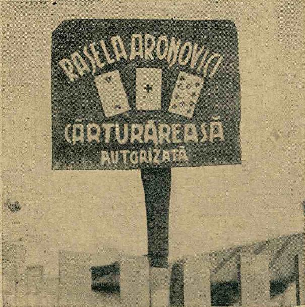 carturareasa Rasela Aronovici