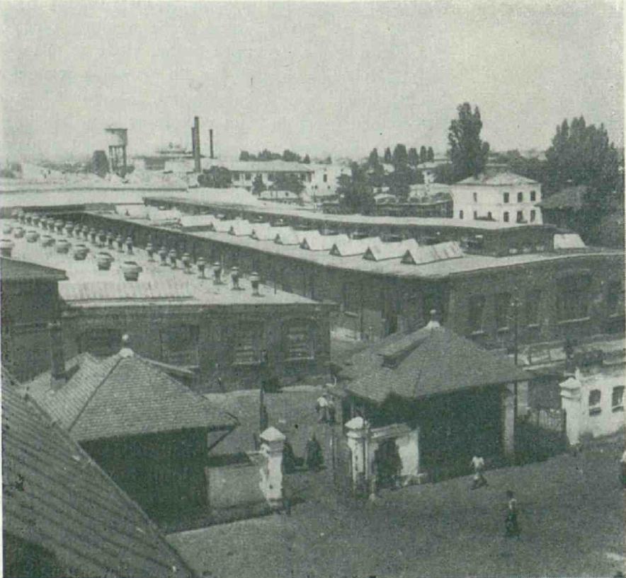 Sursa: Istoria Bucureștilor, Constantin C. Giurescu