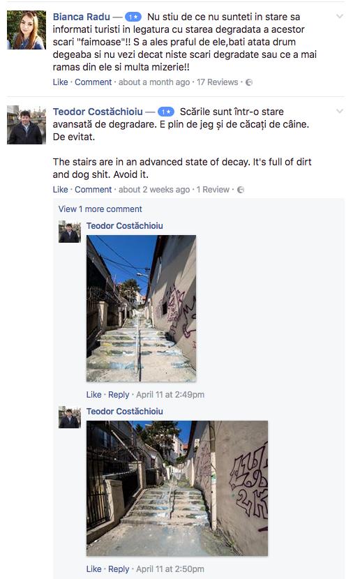 Strada Xenofon-Facebook