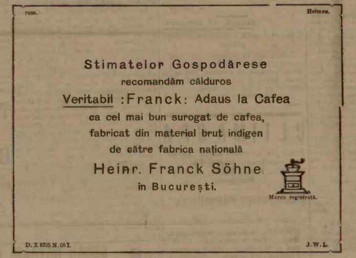 Sursa: Adevarul19 ianuarie 1906