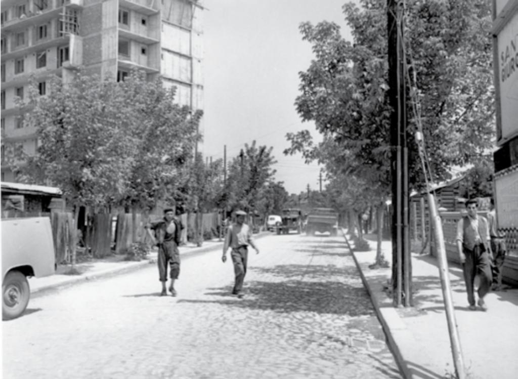Sursa: O incursiune în istoriile cartierului Berceni