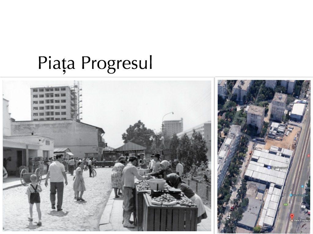 piata progresul