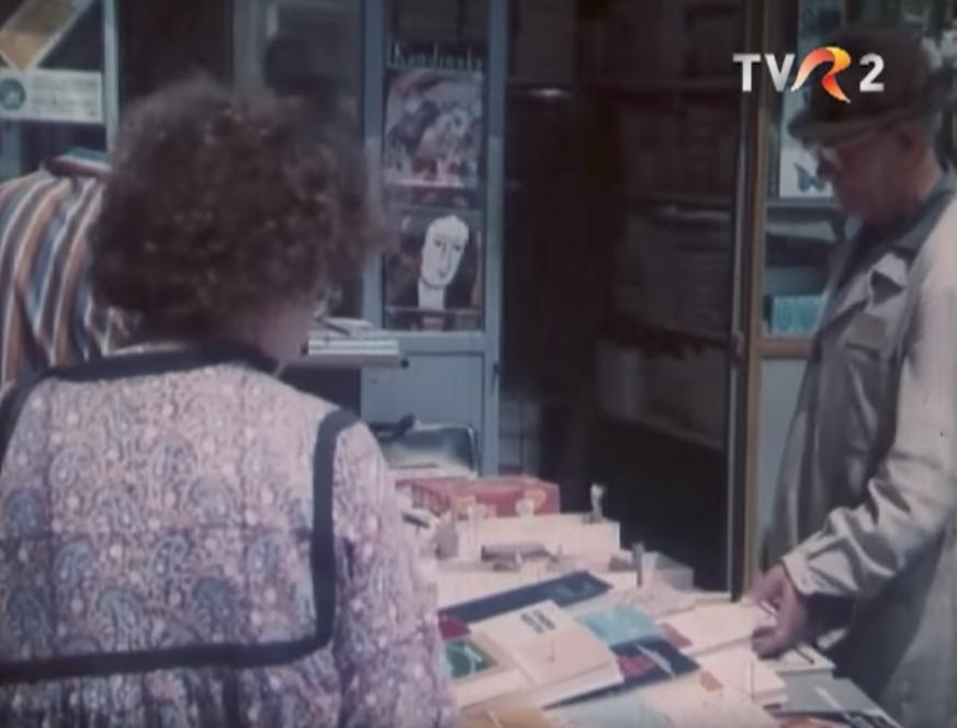 documentar București 1980
