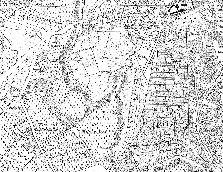 Kimpu Philareth Sursa: Planul maiorului Rudolph von Borroczyn, versiunea din 1852
