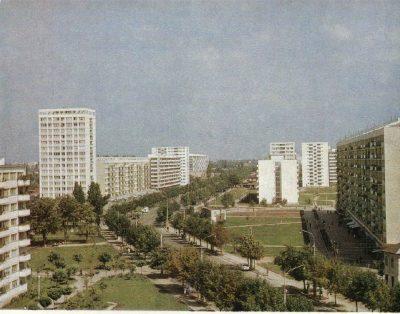 Bucureștiul în anul 1968 șoseaua Giurgiului