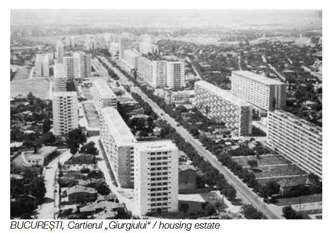 "Sursa: Arhitectura în proiectul comunist. România 1944 - 1989"", Ana Maria Zahariade"