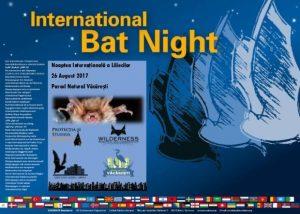 noaptea internationala a liliecilor