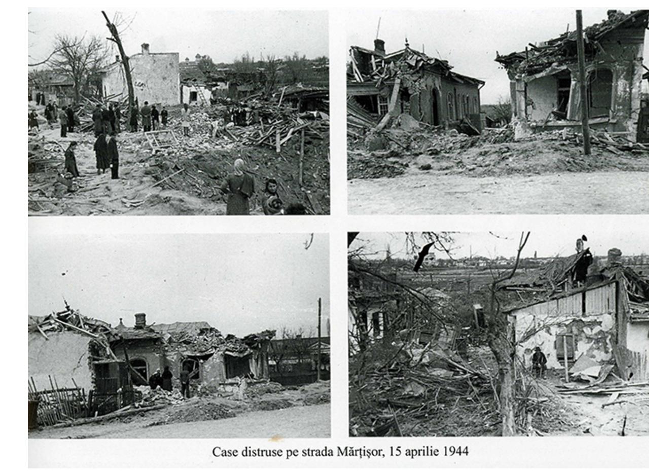 bombardamente Martisor 1944