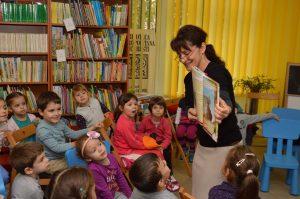 biblioteca Otilia Cazimir